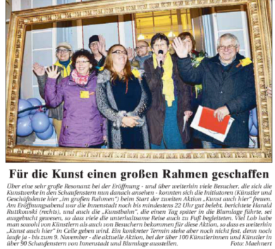 Celler Kurier vom 27.10.2013